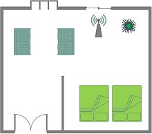 宿泊施設様向け無線構築パッケージ